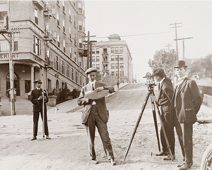 Old Surveyors